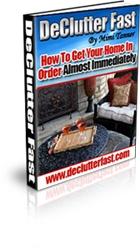 Declutter Fast Book